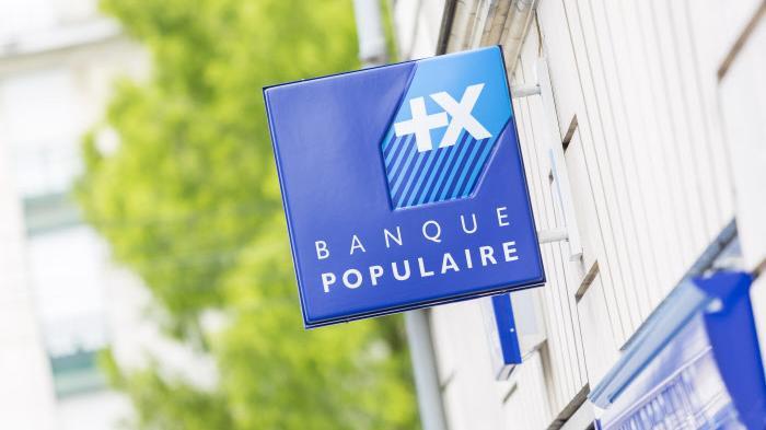 Enseigne Banque Populaire